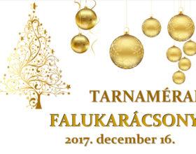 Tarnamérai falukarácsony 2017. december 16.