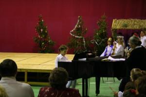 Karácsonyi ünnepség 2009.